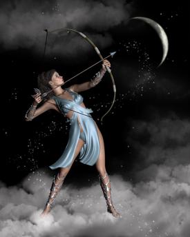 Artemis-Goddess